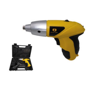 2.4V-4.8V Cordless Screw Driver for Household pictures & photos