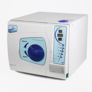 12L Steam Sterilizer Table Top Class B Dental Autoclave pictures & photos
