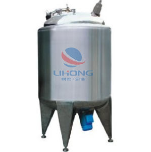Stainless Steel Bottom Agitating Mixing Equipment pictures & photos