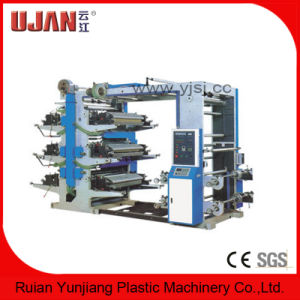 Six Colors Flexible Printing Machine pictures & photos