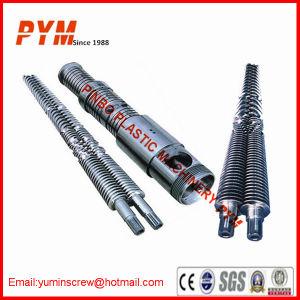 Pipe Extruder Bimetallic Plastic Extruder Screw and Barrel pictures & photos