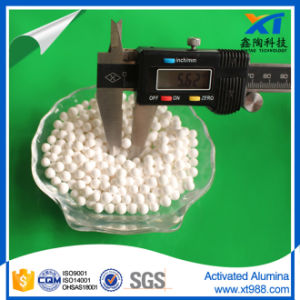 New-Develpoed Activated Alumina Ball Adsorbent pictures & photos