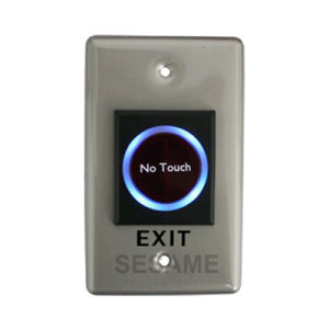 Stainless Steel Door Button for Access Control System with Ce Approval (SB6-Squ) pictures & photos