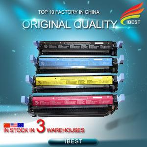 Professional Color Compatible HP Q6470A Q6471A Q6472A Q6473A 501A Toner Cartridge pictures & photos