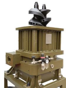 100L Industrial Vertical Type Screw Oil Free Dry Vacuum Pump pictures & photos
