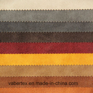 100% Polyester Hot Stamping Home Textile Upholstery Sofa Fabric pictures & photos