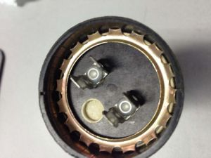 CD60 Aluminum Can Motor Start Capacitor pictures & photos