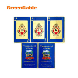 Card Guards Custom Made Souvenirs Souvenirs Metal Chips pictures & photos
