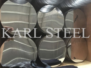 Foshan High Quality 201 Grade 2b Stainless Steel Circle pictures & photos