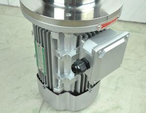 High Shear Homogenizer Bottom Emulsifier Mixer for Butter Cream pictures & photos