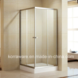 Aluminum Profile and Tempered Glass Shower Enclosure with Ce/Cupc (K-331) pictures & photos