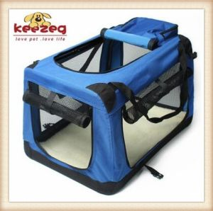 Durable Pet Dog Soft Great Kennel/ Foldable Dog Houses/Pet Travelling Carrier (KDS018) pictures & photos