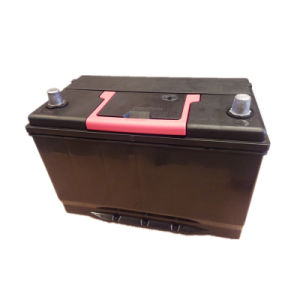 Ns70 12V60ah 65D26L JIS Mf Automobile Battery with PE Separator pictures & photos