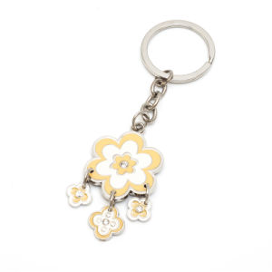 Promotional Factory Cheap Price Fashion Design Metal Keychain pictures & photos