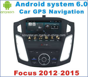 Android System 6.0 Car Navigation for Ford Focus 2008 with Car DVD Player pictures & photos