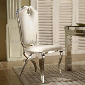 Italian Style Steel Dining Chair pictures & photos
