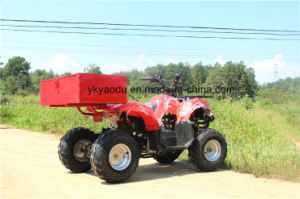 Ce 110cc Farm ATV with Shaft Drive pictures & photos