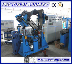 Tri-Layer Co-Extrusion Extrusion Machine for Physical Foaming Cable pictures & photos