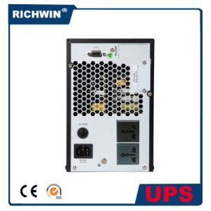 3kVA Pure Sine Wave High Frequency Online UPS Power Supply pictures & photos