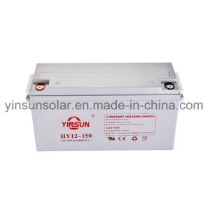 12V 150ah Best and Superior Quality Solar Battery pictures & photos