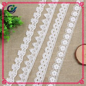 New Fashion Embroidery Lace Chemical Lace for Decoration pictures & photos