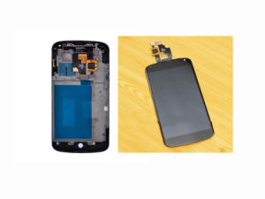 Cell Phone Parts LCD Touch Screen Display for LG Nexus 4 pictures & photos
