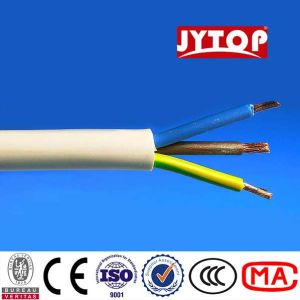 H05V2V2-F Flexible Copper Heat Resisting PVC Insulated Sheathed Wire Cable pictures & photos