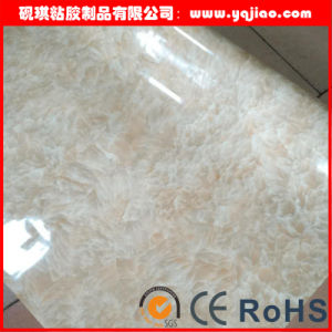 High Glossy Grain High Grade Kitchen Cabinet Surface Laminating Membrane PVC Film pictures & photos