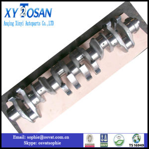 High Quality Auto Parts Crankshaft for Benz Om407/427 OEM 4070301601/4070302401 Engine Shaft pictures & photos