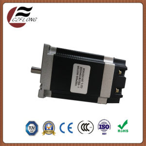 High Quality 86*86mm 1.8deg NEMA34 Stepping Motor for CNC Machines pictures & photos