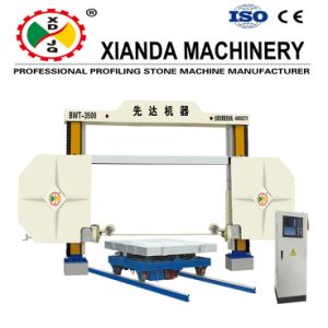 Overseas Service After Sales Wire Saw Block Trimming Machine/Diamond Wire Saw Edge Stone Cut Machine for Marble &Granite pictures & photos