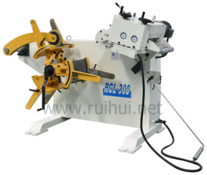 Automatic Straightener with Uncoiler Use in Press Line for Mould Line pictures & photos