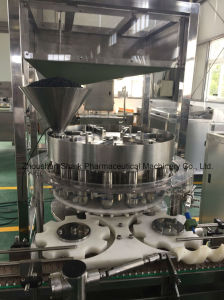 High Speed Automatic Pharmaceutical Capsule Filling Machine for Mass Production
