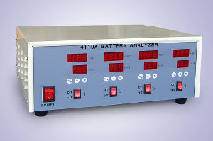 Lead-Acid Battery Capability Tester & Analyser pictures & photos