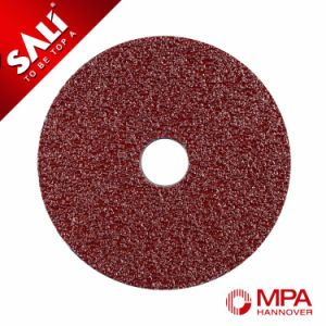 High Quality Factory Free Sample Aluminum Oxide Abrasive Fiber Disc pictures & photos