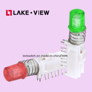 LED Pushbutton Switches Are Ideal for Professional Audio and Instrumentation Applications. pictures & photos