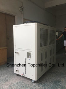 Metal Working 4.5kw Air Cooled Water Chiller System pictures & photos