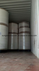 2.4m Width Coated PE Airlaid Paper for Packaging pictures & photos