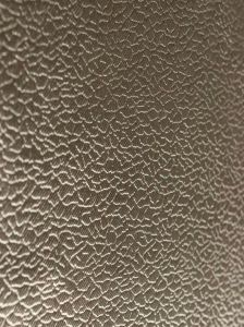 Permanent Flame Retardant Blackout Polyester Embossed Curtain Fabric pictures & photos