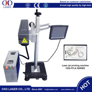 Flying Laser Marking Machine for Production Line pictures & photos