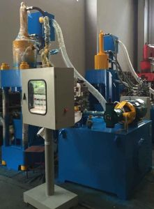 Hydraulic Briqutting Press Chip Briquetting Machines-- (SBJ-250B) pictures & photos