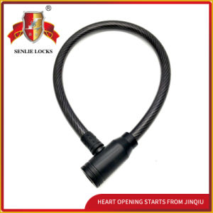 Jq8229 The Best Selling Steel Cable Lock Bicycle Lock pictures & photos