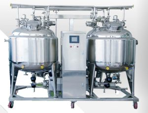 CIP Station for Pharmaceutical Engineering Use pictures & photos