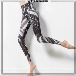 (Free Sample) Custom Wholesale Yoga Wear Womens Sexy Yoga Pants pictures & photos