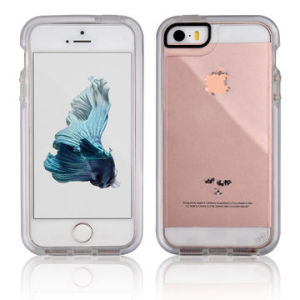 Shock Absorption TPU Bumper Air Cushion Transparent Clear Cases Cover for Apple iPhone 7/6/5 pictures & photos