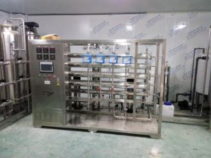 Hemodialysis Water Treatment Double Stage Reverse Osmosis Filtration System pictures & photos