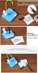 Promational Toys Fisherman Note Paper Box Best Gifts for Kind pictures & photos