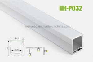 Hh-P032 LED Aluminum Profile for LED Linear Lights pictures & photos