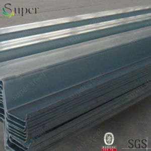 Corrugated Floor Deck Roofing Sheet Galvanzied Steel Plate pictures & photos