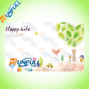 2017 New Design Transparent PVC Card pictures & photos
